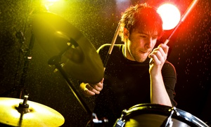 SkillSuccess: $19 for a Beginners' Online Learn Drums Today Course from SkillSuccess ($199 Value)