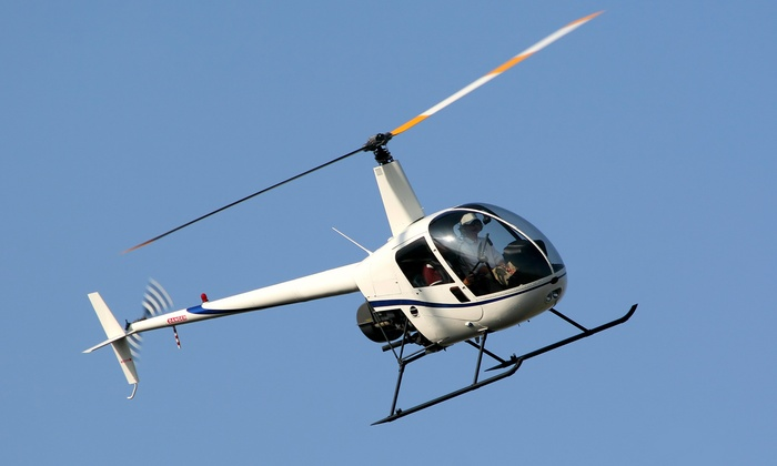 Heli Aviation - Whitfield: One-Hour Helicopter Flying Lesson for One with Option for Passengers from Heli Aviation Florida, LLC (50% Off)