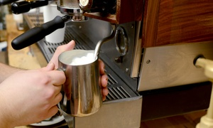 Colorado Coffee & Cream: Four Cups of Cappuccino at Colorado Coffee & Cream (44% Off)
