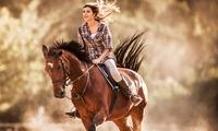 Paseo a caballo para 2 o 4 personas desde 19,95 € con Hermanos Santos