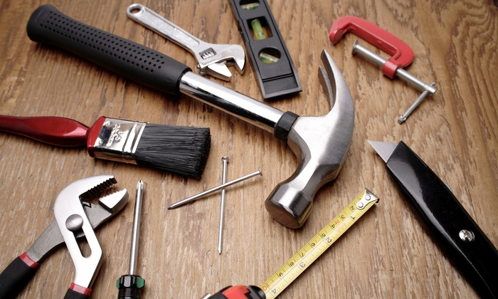 Serving our Seniors - Tulsa: Two or Four Hours of Handyman Services from Serving Our Seniors (Up to 55% Off)