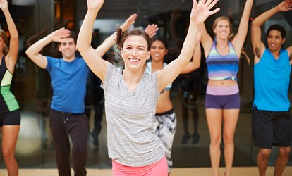 10 or 20 <strong>Zumba</strong> Classes at Bruce's New World Fitness (Up to 59% Off)