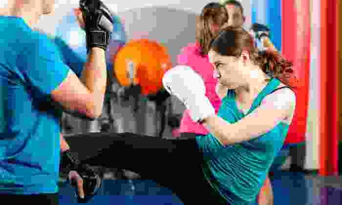Northwest Martial Arts Academy - Inkster - Keewatin: C$69 for 8-Week Kickboxing or Jiu-Jitsu Session at Northwest Martial Arts Academy (C$240 Value)