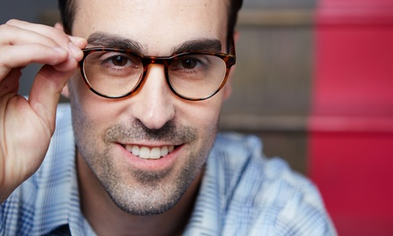 Prescription Eyeglasses from Goggles4u Eyeglasses (Up to 57% Off). Two Options Available.