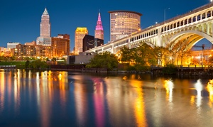 Member Pricing: Hotel in Downtown Cleveland at Hampton Inn Cleveland-Downtown, plus 6.0% Cash Back from Ebates.