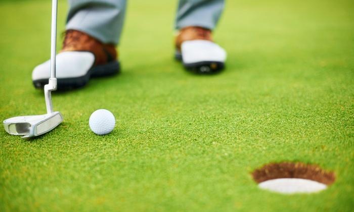 Golfplatz Prenden - Mehrere Standorte: 2 Tage Platzerlaubnis-Golfkurs + 1 Monat Spielberechtigung im Golfclub Prenden (bis zu 71% sparen*)