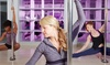 Stilettos & Steel Fitness - Waverly: Introduction to Pole Dancing Class or Four Class-Pass from Stilettos & Steel Fitness (Up to 48% Off)