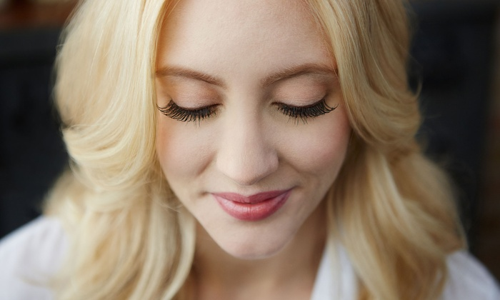 a2c85d326a1 Semi-Permanent Eyelashes - Bee Beautiful | Groupon