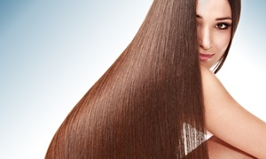 The Salon - Paul Mitchell Professional Salon: Brazilian Blow-Out from R499 with Optional Cut at The Salon - Paul Mitchell Professional Salon (Up to 76% Off)