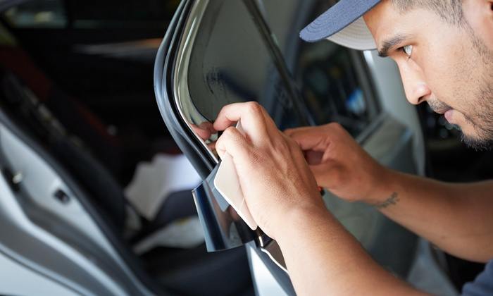 Ultimate Tint - Southpark: Window Tinting for a Two- or Four-Door Car or an SUV at Ultimate Tint (Up to 50% Off).