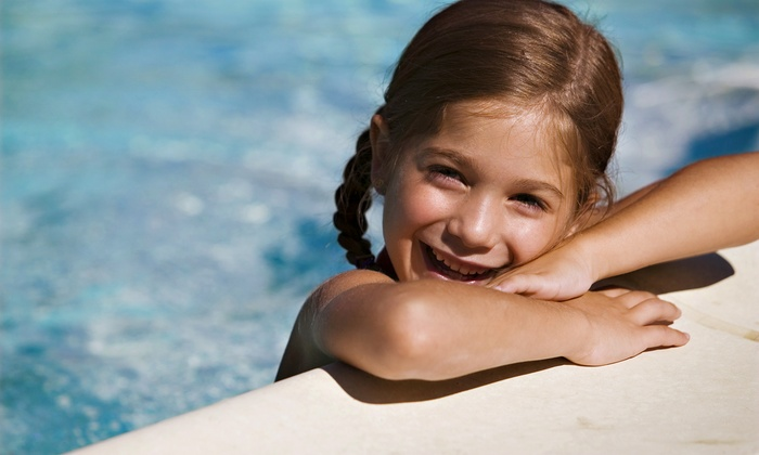 Envy Sports Club & Cafe - Manchester: $57 for Package of Eight Swimming Lessons for Kids or Adults at Envy Sports Club ($109 Value)