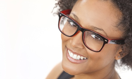 $50 for $100 Toward Prescription Eyeglasses or Sunglasses from bestbuyeyeglasses.com