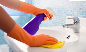 Total CLEANING SOLUTIONS: One or Three 2.5-Hour Deep-Cleaning Sessions from Total Cleaning Solutions (Up to 61% Off)