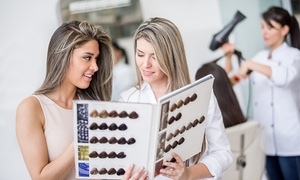 Online City Training: Nail or Make-Up Technician Online Course with Salon Management Training from Online City Training (88% Off)