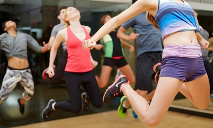 5, 10, or 15 Group Fitness Classes Plus a 30-Minute Personal Training Session at The Action Room (Up to 75% Off)