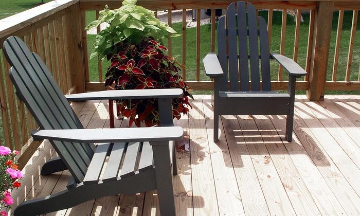 Centurion Composites Llc - Ochlocknee: $236 for $429 Worth of Outdoor Furniture — Centurion Composites LLC