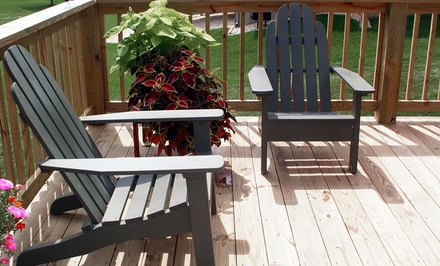 $236 for $429 Worth of Outdoor Furniture — Centurion Composites LLC