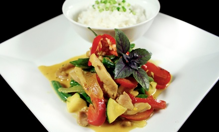 60% off at TubTim Thai Restaurant