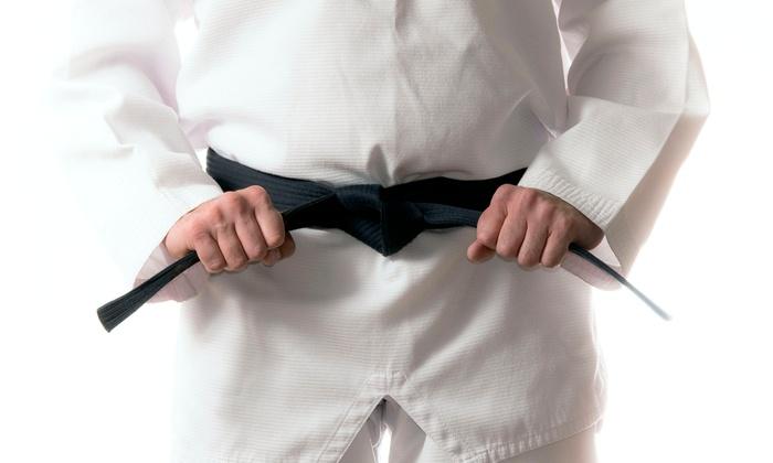 Salem-Keizer Brazilian Jiu Jitsu - Keizer: Five Adult Brazilian Jiu-Jitsu Classes at Salem-Keizer Brazilian Jiu-Jitsu Academy (69% Off)