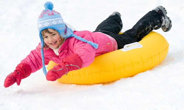 Lakeridge Ski Resort: C$23 Pass for Lift Tickets, Rentals, and Tubing at LakeRidge Ski Resort (C$50 Value)