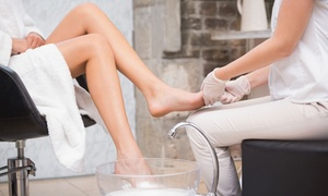 Beauty Center By Diana: Medische pedicure in 1 of 2 sessies voor 1 persoon bij Beauty Center by Diana