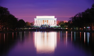 Up to 49% Off a DC at Dusk Bus Tour from USA Guided Tours at USA Guided Tours, plus 6.0% Cash Back from Ebates.