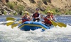 Rapid Expeditions - Mount Soma Estates: Upper or Lower Pigeon River Raft Trip for Four or Six from Rapid Expeditions (Up to 42% Off)