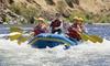 Esperienza di rafting di 4 ore