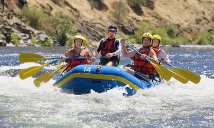 90-Minute White-Water Adventure for One, Two, or Four with Pacific NW Float Trips (Up to 62% Off)