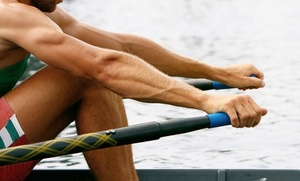 Three Rivers Rowing Association: Rowing Camps for Fourth–Seventh or Eighth–Twelfth Graders at Three Rivers Rowing Association (60% Off)
