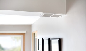 Mr. Duct: $35 for Air-Duct Cleaning for One Air-Conditioner and One Dryer-Vent System from Mr. Duct ($129 Value)
