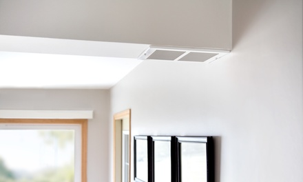 $35 for Air-Duct Cleaning for One Air-Conditioner and One Dryer-Vent System from Mr. Duct ($129 Value)