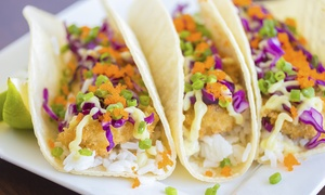 Mexican Cuisine for Two or Four at Across the Street (Up to 45% Off)