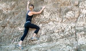 Atutiplan: Curso de iniciación a la escalada para una o dos personas desde 9,95 € en rocas naturales