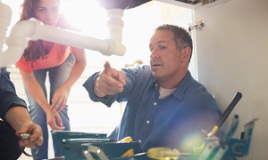 A.B. Plumbing Service: $69 for $135 Towards Plumbing Services from A.B. Plumbing Service