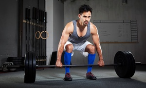 Interstate CrossFit at Breakaway Sports: One or Three Months of Unlimited CrossFit Training at Interstate CrossFit at Breakaway Sports (Up to 78% Off)