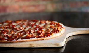 Pizza & More: Specialty Pizza and Bar Food for Two or More, Delivery, or Take-Out at Pizza & More (Up to 50% Off)