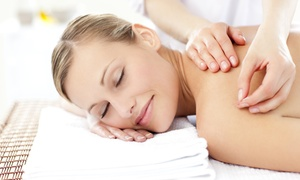 Acupuncture & Homeopathic Studio: Three or Five Acupuncture Sessions at Acupuncture & Homeopathic Studio (Up to 75% Off)