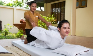 Kairyte Migle: Séance d'une heure Shiatsu ou de modelage thaïlandais traditionnel ou réflexologie plantaire à 29,90€avec Kairyte Migle