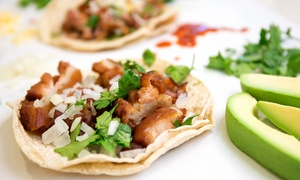 Baja Bistro Fresh Mex Grill: $12 for $20 Worth of Mexican Fare at Baja Bistro Fresh Mex Grill