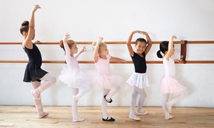 Universal Dance & Music Arts: Up to Three Sessions of Kids Ballet Lesson at Universal Dance & Music Arts (Up to 55% Off)