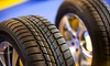 Scott's U Save - Central District: Brake Pads and Rotors or One or Two Years of Unlimited Alignments at Scott's U Save (Up to 51% Off)