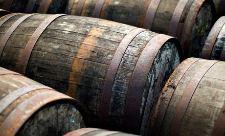 Distillery Tour and Tasting for Two or Four at Smoky Quartz Distillery (Up to 63% Off)