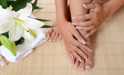 One Manicure or One Gel Manicure at The <strong>Nail</strong> Gal (Up to 48% Off)