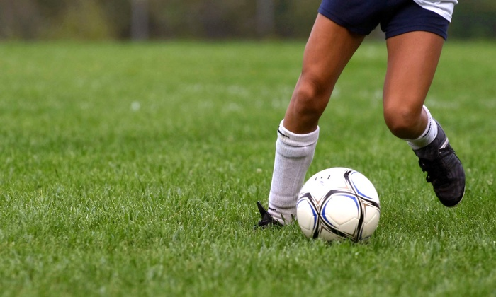 Futbol 5 - Carrollwood: One-Month Kids' Soccer Clinic with One or Two Sessions per Week at Fútbol 5 (50% Off)