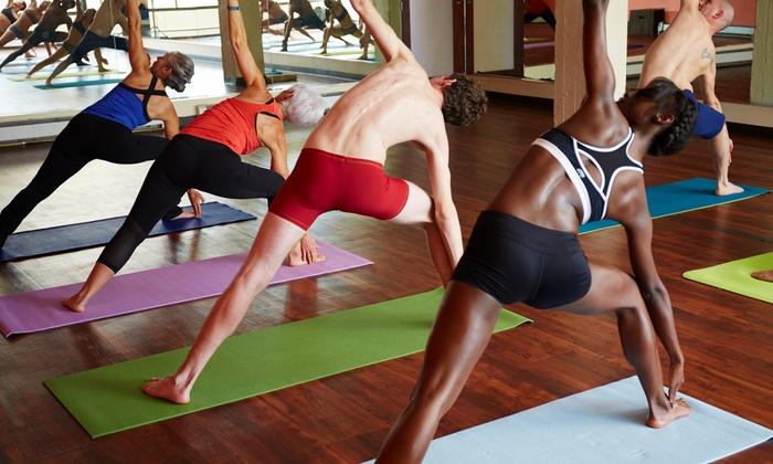 Fierce Wellness Hot Yoga - Downtown Pataskala: 10 or 20 Yoga Classes at Fierce Wellness Hot Yoga (55% Off)