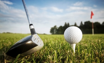 $43 for 18 Holes of Golf for Two with Cart Rental at Pigeon Creek Golf Course ($72 Value)