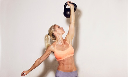 Two Weeks, One Month, or Three Months of Unlimited Kettlebell Classes at Hellz Bellz Fitness (Up to 54% Off)