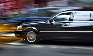 Austin Capital Limousine: One-Way or Round-Trip Airport Transportation from Austin Capital Limousine (Up to 52% Off)