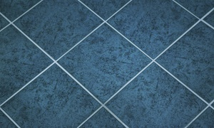 Carpet Service Express: $99 for 300 Square Feet of Tile and Grout Cleaning from Carpet Service Express ($300 Value)
